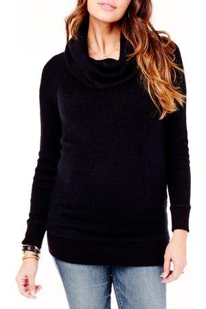 Ingrid & Isabel Women Sweaters - Women's Ingrid & Isabel Cowl Neck Maternity Sweater