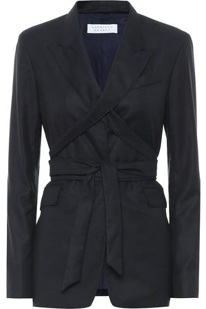 GABRIELA HEARST Exclusive to Mytheresa – Nutter wool and silk blazer
