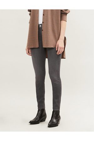 Paige Hoxton tapered high-rise jeans