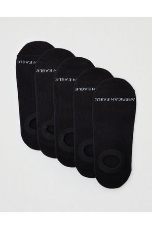 American Eagle Outfitters O Invisible Socks 5-Pack Men's M