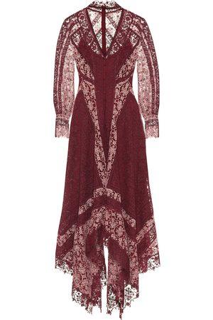 JONATHAN SIMKHAI Lace midi dress