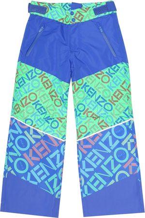 Kenzo Printed ski pants