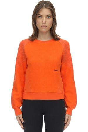 AMBUSH Logo Cotton Sweatshirt