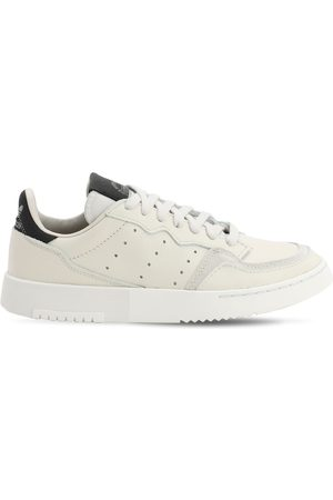 adidas Men Sneakers - Supercourt Leather Sneakers
