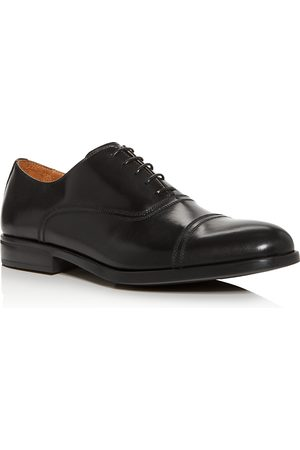 Bruno Magli Men's Butler Leather Cap-Toe Oxfords