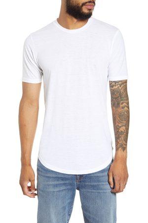 miss goodlife Men T-shirts - Men's Scallop Triblend Crewneck T-Shirt