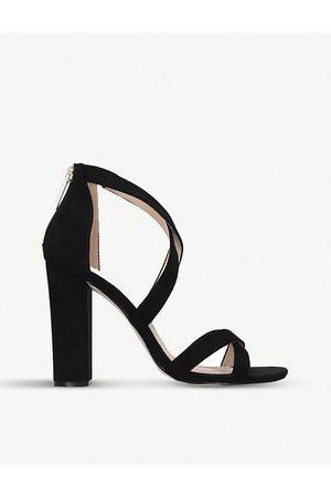 Kurt Geiger Faun faux-suede sandals