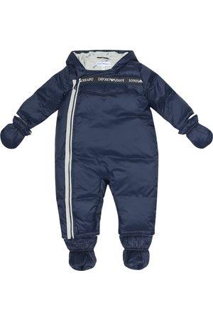 Emporio Armani Baby snowsuit