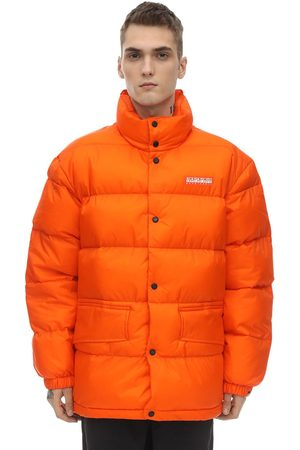 Napapijri Ari Insulated Nylon Taffeta Jacket