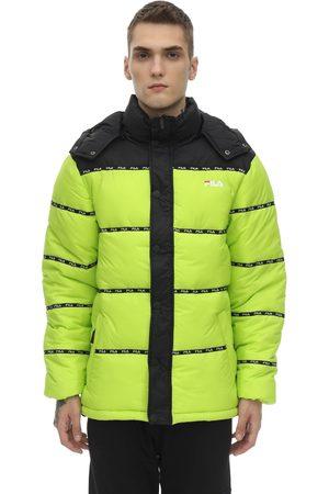 Fila Padded Techno Jacket