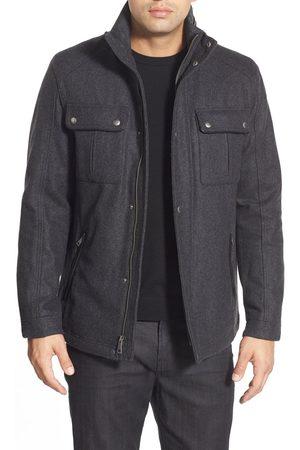 Cole Haan Men's Melton Coat