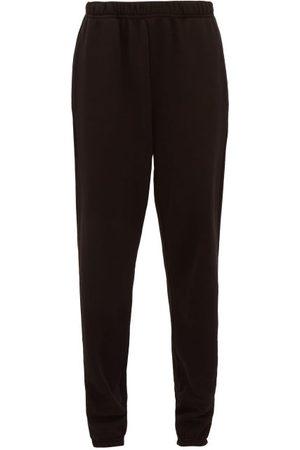 Les Tien Women Sweatpants - Brushed-back Cotton Track Pants - Womens