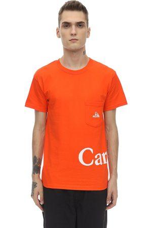 CARROTS X JUNGLE S Cotton Jersey T-shirt