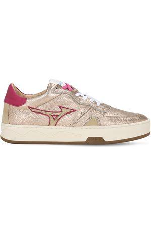 Mizuno Saiph 3 Bo Leather & Suede Sneakers
