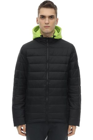 EA7 Hooded Down Jacket
