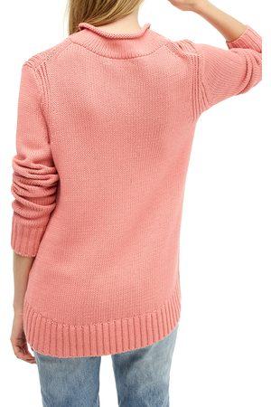 J.Crew Women's 1988 Roll Neck Cotton Sweater