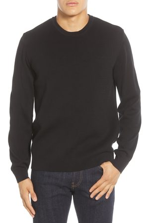French Connection Men's Milano Regular Fit Crewneck Sweater