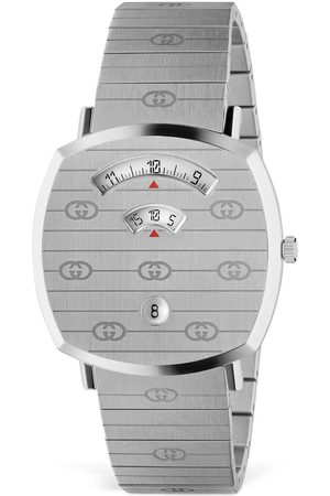 Gucci Grip Md38 Stainless Steel Watch