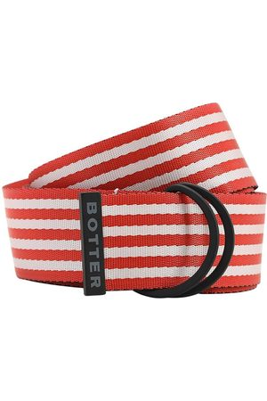 Botter 40mm Striped Nylon Belt