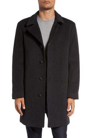 Rodd & Gunn Men's 'Archers' Wool Blend Overcoat