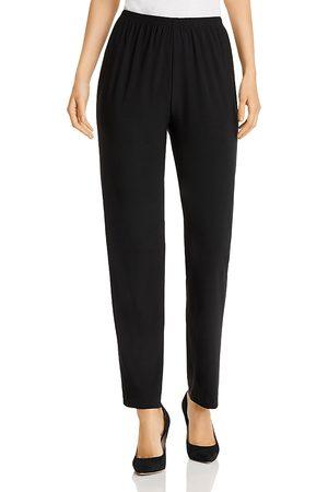 Caroline Rose Slim Knit Pants