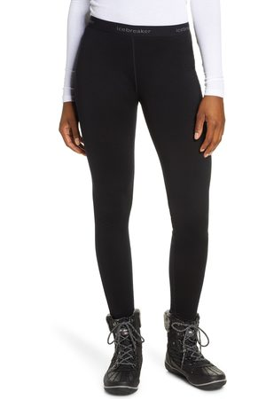 Icebreaker Women's 200 Oasis Merino Wool Jersey Base Layer Leggings