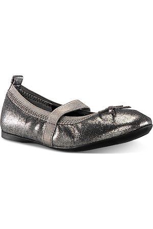 NINA Girls' Esther-t Patent Ballet Flats - Walker, Toddler