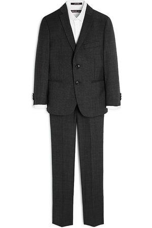 Michael Kors Boys Loungewear - Boys' Two-Piece Checkered Suit, Big Kid - 100% Exclusive