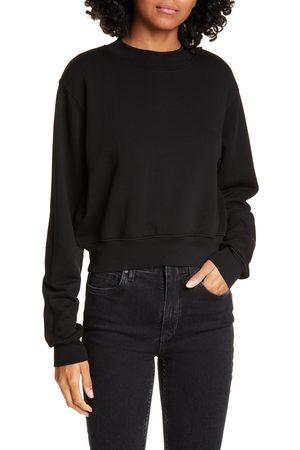 Cotton Citizen Women's Milan Tie Dye Crop Sweatshirt