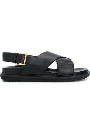 Marni Buckle strap sandals