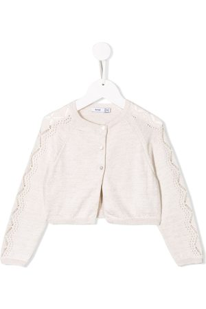 KNOT Knitted bolero - Neutrals