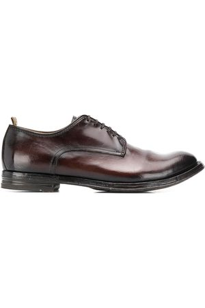 Officine creative Burnished Derby shoes