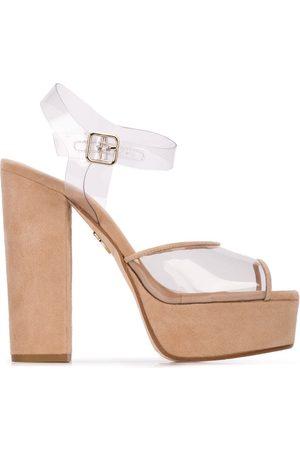 RITCH ERANI Cartier platform sandals