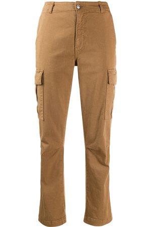 P.a.r.o.s.h. Women Cargo Pants - Slim-fit cargo pants