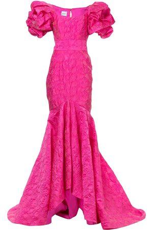 Bambah Women Evening dresses - Mermaid ruffled gown