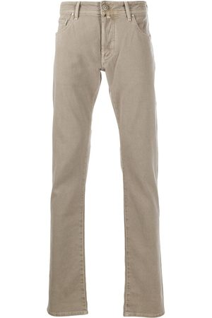 Jacob Cohen Straight leg jeans - Neutrals