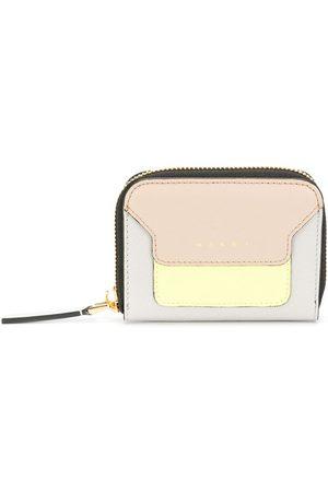 Marni Women Wallets - Compact zip around wallet