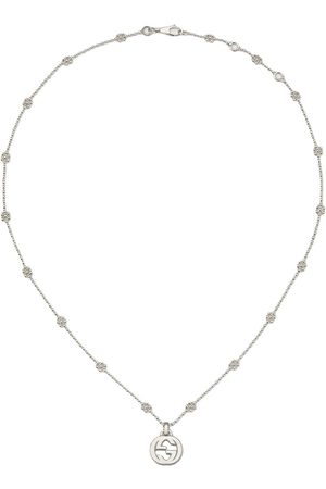 Gucci Interlocking G necklace in - Metallic