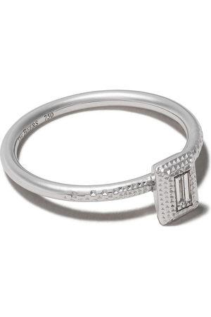 De Beers Jewellers Women Rings - 18kt Talisman diamond baguette cut diamond ring
