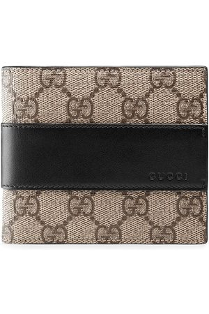 Gucci GG Supreme wallet - Neutrals