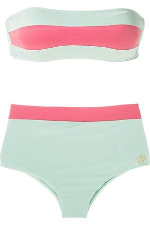 Brigitte Women Bikinis - Hot pant bikini set - Multicolour