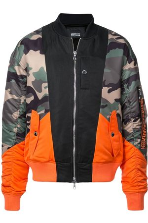 MOSTLY HEARD RARELY SEEN Jungle bomber jacket