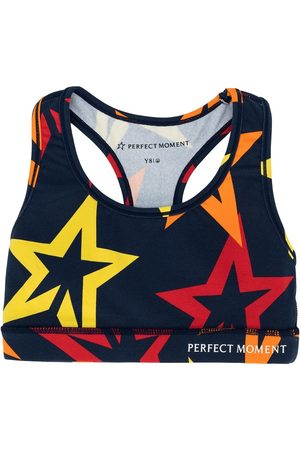 Perfect Moment Star print fitness top - Multicolour