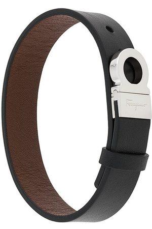 Salvatore Ferragamo Men Bracelets - Gancini closure bracelet