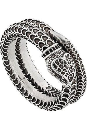 Gucci Men Rings - Garden snake-inspired ring