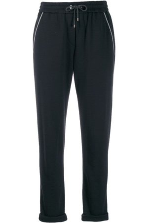 Brunello Cucinelli Jersey tapered sweatpants