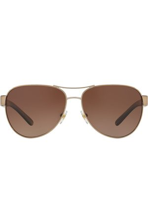 Tory Burch Women Aviators - Aviator shaped sunglasses