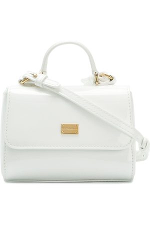 Dolce & Gabbana Patent leather top-handle bag