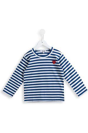 Comme des Garçons Girls T-shirts - Striped T-shirt