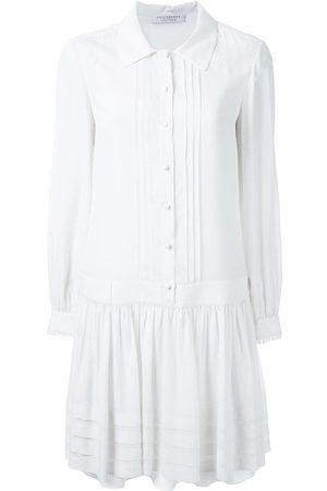 Serafini Pleated shirt dress